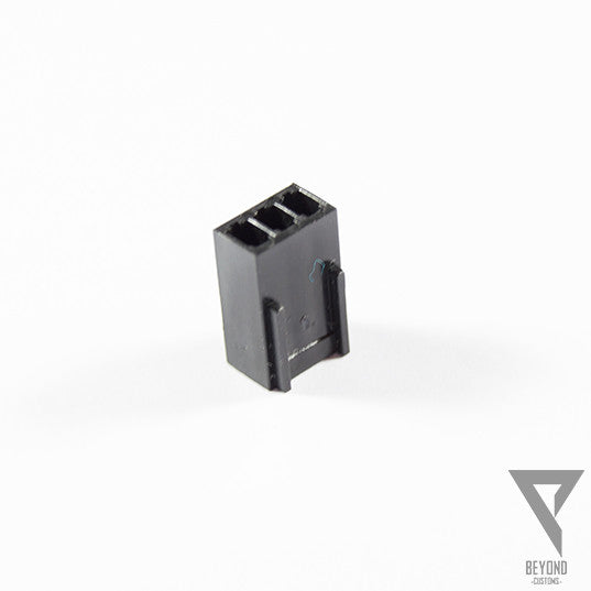 3 Pin Fan Female connector