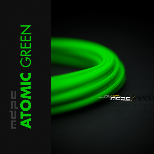 Atomic-Green: Small Sleeve
