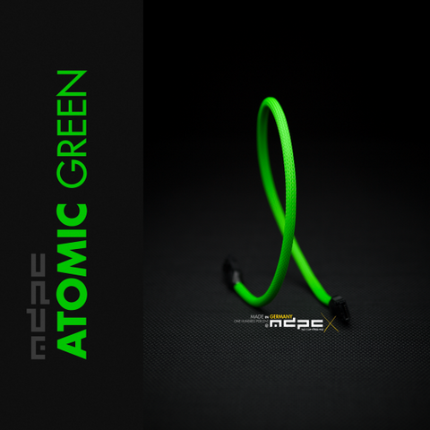 Atomic-Green: Medium Sleeve