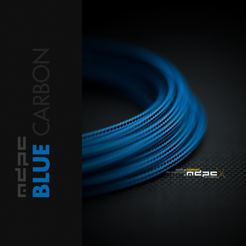 Blue-Carbon: Small Sleeve