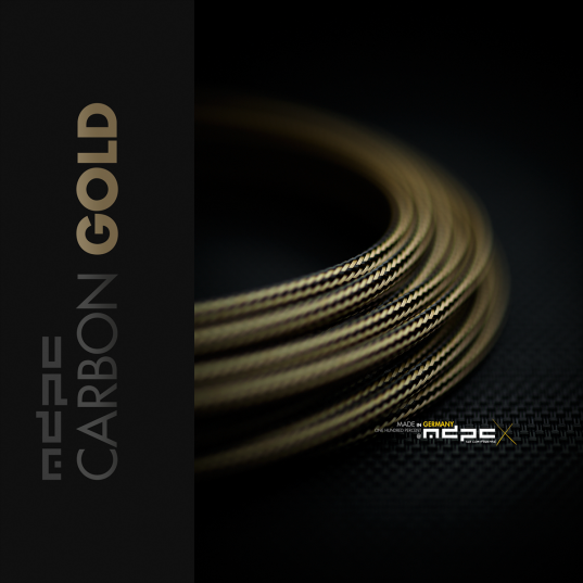 Carbon-Gold: Small Sleeve Classic