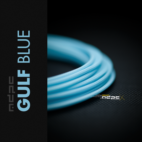 Gulf-Blue: Small Sleeve