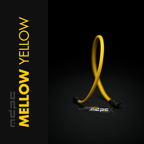Mellow-Yellow: Medium Sleeve