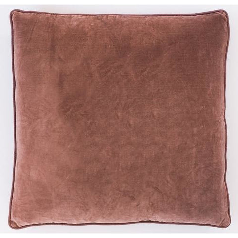 LYNETTE CUSHION DESERT ROSE MEDIUM