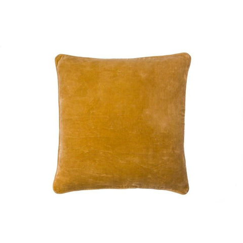 LYNETTE CUSHION MUSTARD MEDIUM