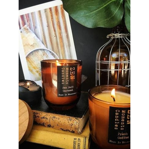 Fig and Cassis Candle by Zen Moments