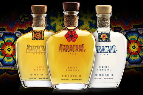 Maracame Anejo, Blanco, Reposado