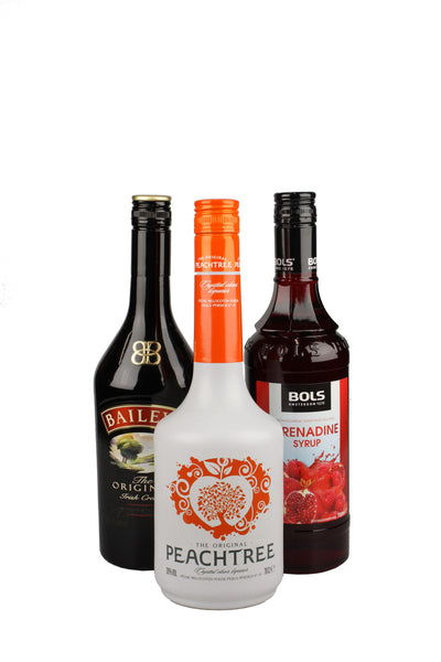Bloody Brain - fertiges Cocktailpaket für Halloween bestellen