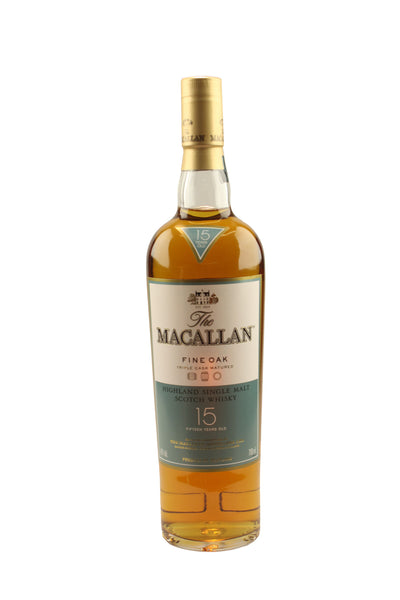 The Macallan 15 bei dasholzfass.at
