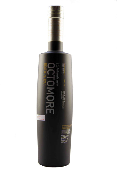 Bruichladdich Octomore 07.1 Scottish Barley 59.5% Vol. kaufen - dasholzfass.at