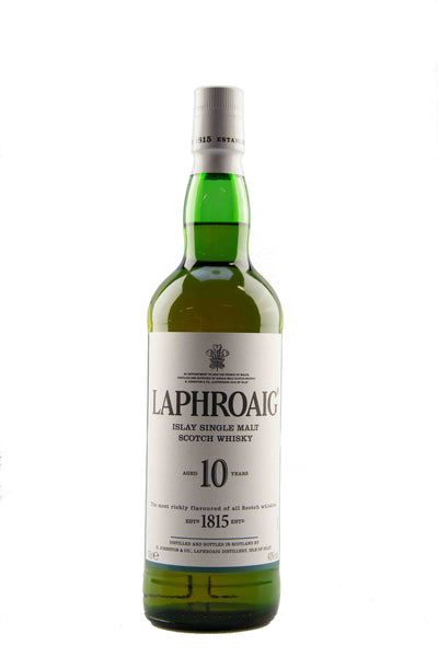 Laphroaig 10 Years - Islay Single Malt bei dasholzfass.at kaufen