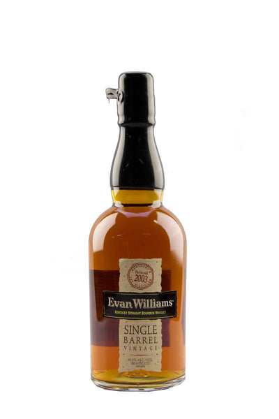 Evan Williams Single Barrel online kaufen
