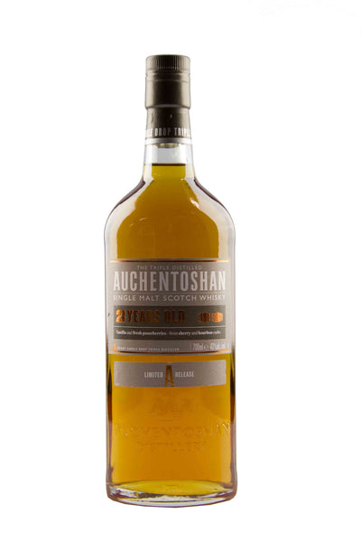 Auchentoshan 21 Years Single Malt 43% Vol. - das Holzfass