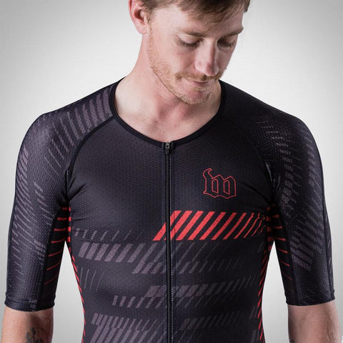 Men's Champion 2.0 Aero Tri-Jersey - #WFITKITPARENT