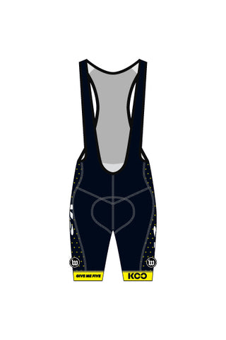 2019 AP Racing Team - Men's Contender Bib Shorts - #WAP619-1