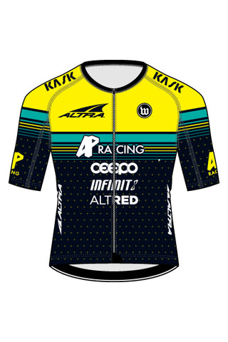 2019 AP Racing Team - Men's Contender Tri Aero Jersey - #WAP619-1