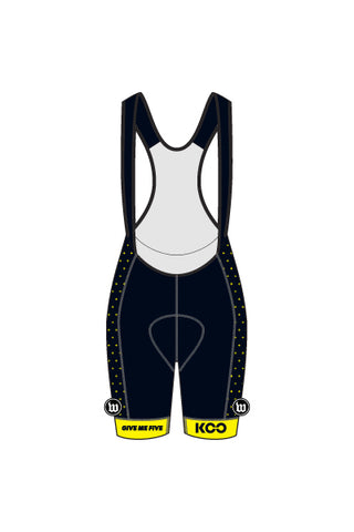 2019 AP Racing Team - Women's Contender Bib Shorts - #WAP619-1