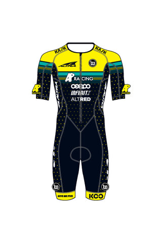 2019 AP Racing Team - Men's Tri-Speedsuit - #WAP619-1
