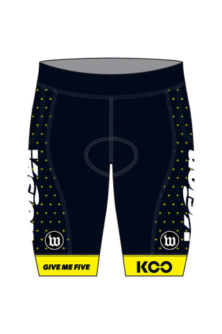 2019 AP Racing Team - Contender 2.0 Men's Tri Short - #WAP619-1