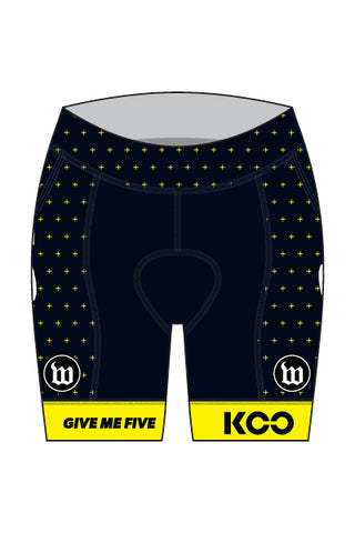 2019 AP Racing Team - Contender 2.0 Women's Tri Short - #WAP619-1