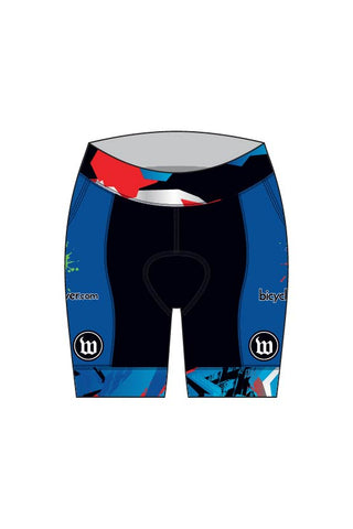 Bicycle Makeover - Contender 2.0 Women's Tri Short - #WBI1018-1