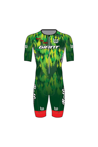 Fast Fun Nice P/B Wattie Ink Team (MCSQ01) Men's 3/4 Length Cross Suit - #1427