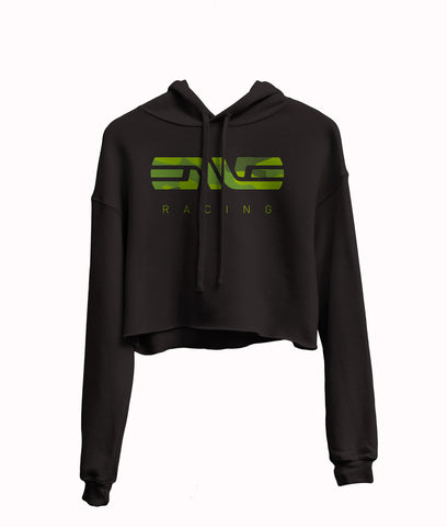 ENVE RACING Women's Cropped Hoodie #WEN819-1
