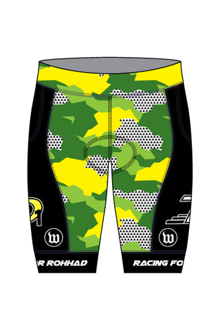 D1 Multisport - Contender 2.0 Men's Tri Bottom - #WRO319-1