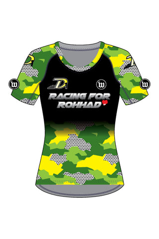 D1 Multisport - Women's Running Top - #WRO319-1