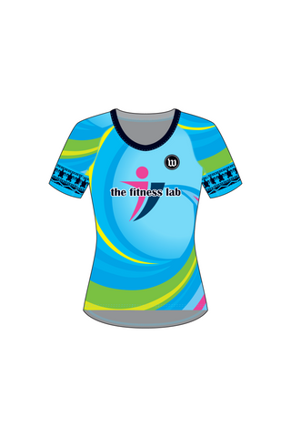 The Fitness Lab - Women's Running Top - #WFI119-1