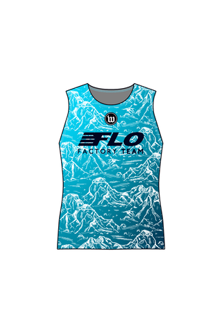 Men's Contender Base Layer - FLO FACTORY TEAM #WFL1019-1