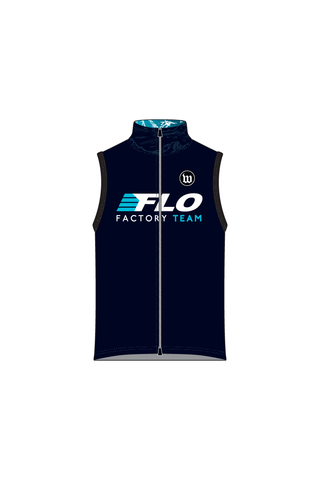 Men's Contender Vest with Pockets - FLO FACTORY TEAM #WFL1019-1