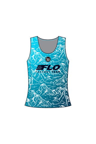 Women's Contender Base Layer - FLO FACTORY TEAM #WFL1019-1
