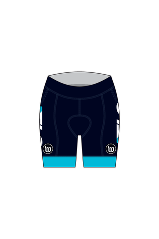 Women's Contender 2.0 Tri Short - FLO FACTORY TEAM #WFL1019-1
