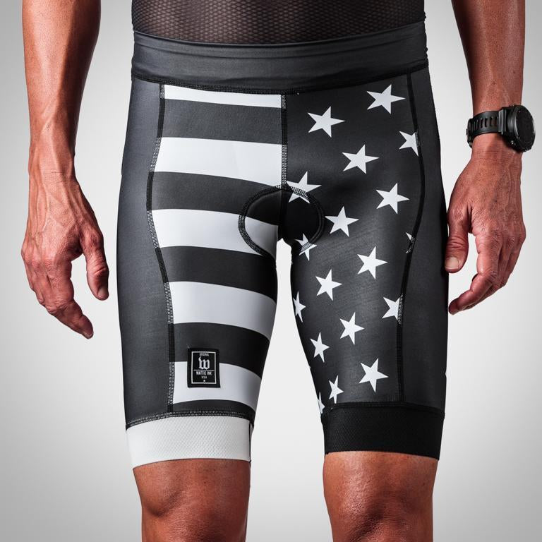Men's Contender 2.0 Aero Triathlon Short - #WFITKITPARENT