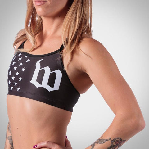 Women's Triple Threat Bikini Top - #WFITKITPARENT
