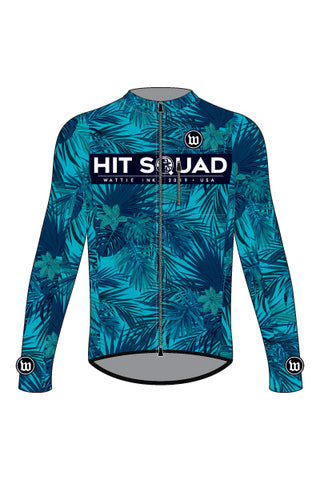 HTSQ 2019 - Contender Men's Double Threat Running Jacket - #AIWHI718-1