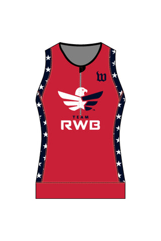 Men's Team RWB Contender Triathlon Top - #1360