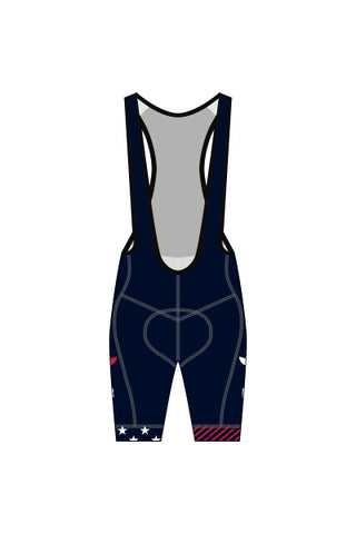 Men's Team RWB Contender Bib Shorts - #1360