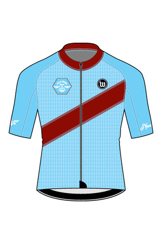 Fieldwork Nutrition - BLUE DESIGN - Men's Contender 2 Jersey - #WFI918-1