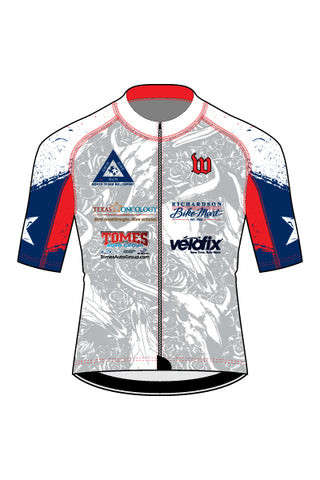 North Texas Multisport Men's Contender 2 Jersey - #WNO218-2