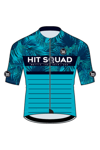 HTSQ 2019 - Men's Contender 2.0 SS Cycling Jersey - #AIWHI718-1