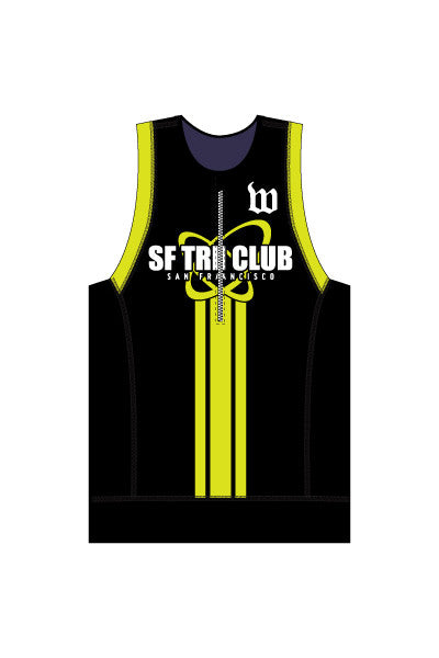 SF Tri Club Women's Aero Triathlon Top - #1337