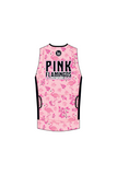 Pink Flamingos Tri Club - Contender 2.0 Men's Triathlon Top - #WPI319-1