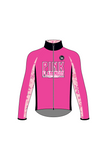 Pink Flamingos Tri Club - Thermal Jacket with Pockets - #WPI319-1