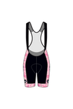 Pink Flamingos Tri Club - Women's Contender Bib Shorts -  #WPI319-1