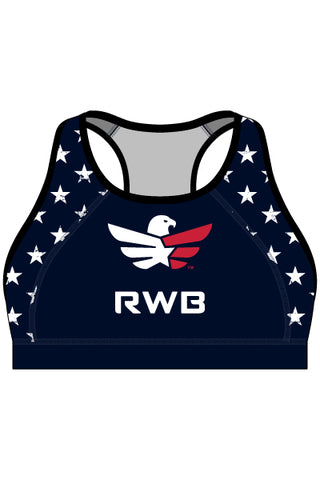 Women's Team RWB Contender Race Bra - #1360