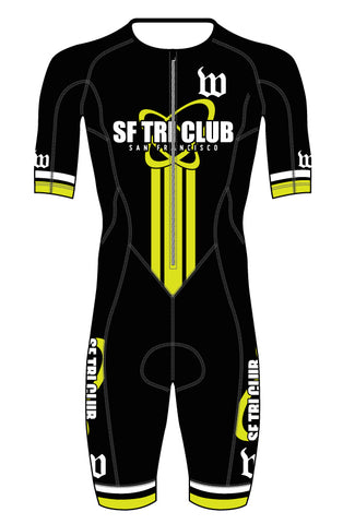 SF Tri Club - MTS02 - Men's Tri-Speedsuit - #1337