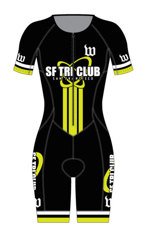 SF Tri Club - WTS02 - Women's Tri-Speedsuit - #1337