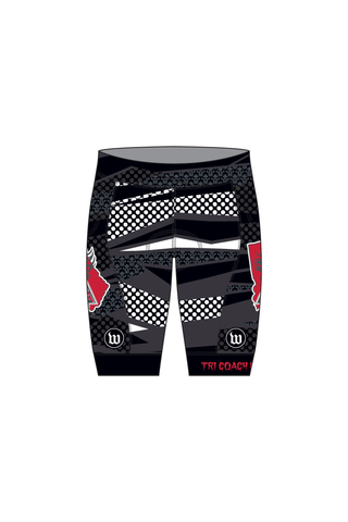 Tri Coach Georgia - Contender 2.0 Men's Tri Bottom - #WGE1118-1A